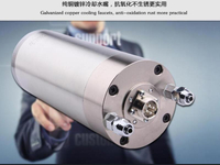 China brand water cooling spindle