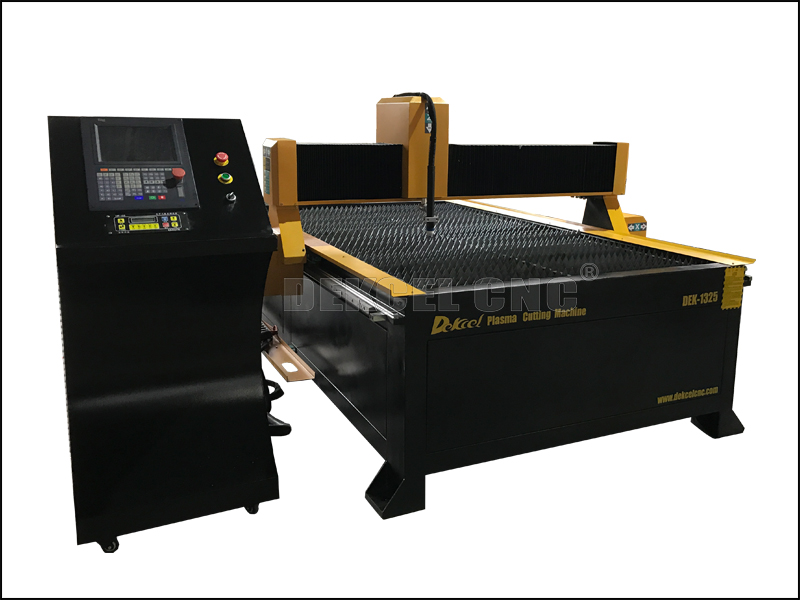 Dekcel CNC Plasma Cutter for sale with good price