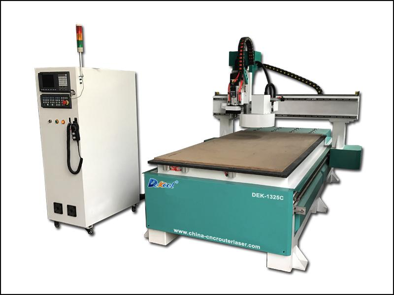 Wood cnc router ATC with 9.0kw HSD spindle