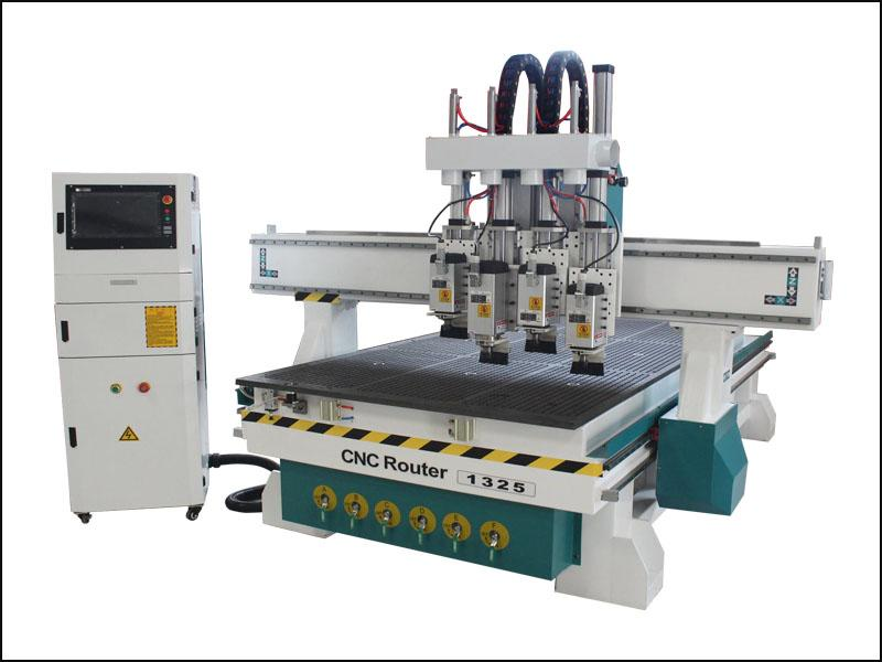 Economic ATC cnc router for wooden door and furniture
