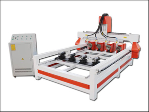 cylinder cnc router engraving machine for sale