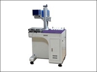 RF metal tube co2 laser marking machine 30W