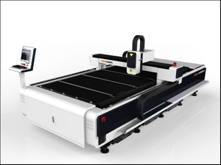 Low price 500W 1000W fiber laser cutting machine for sale