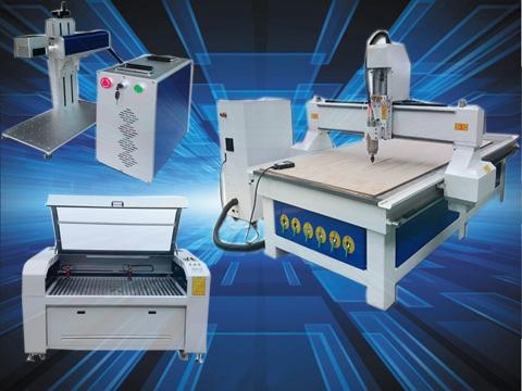 cnc engraving machine categories-laser engraving machine or mechanical cnc router?