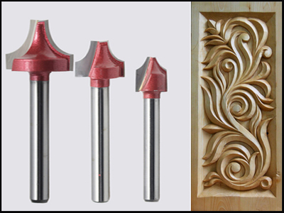 The ways to deal with the vibration situation of China Cheap cnc router wood carving