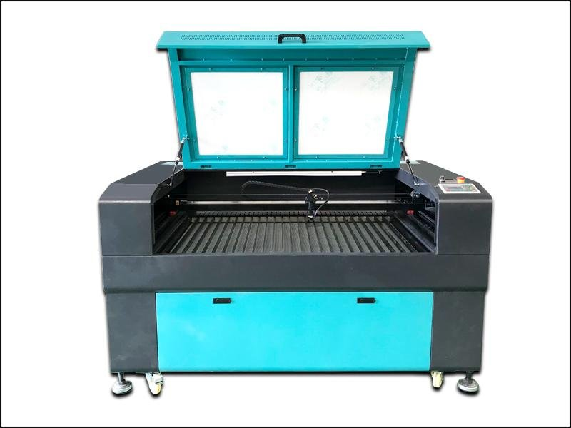 1390 Wood Cutter Reci 100w Laser Engraver Machine For Sale