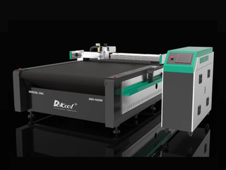 Printed Foamed PVC Board CNC Knife Cutting Machine