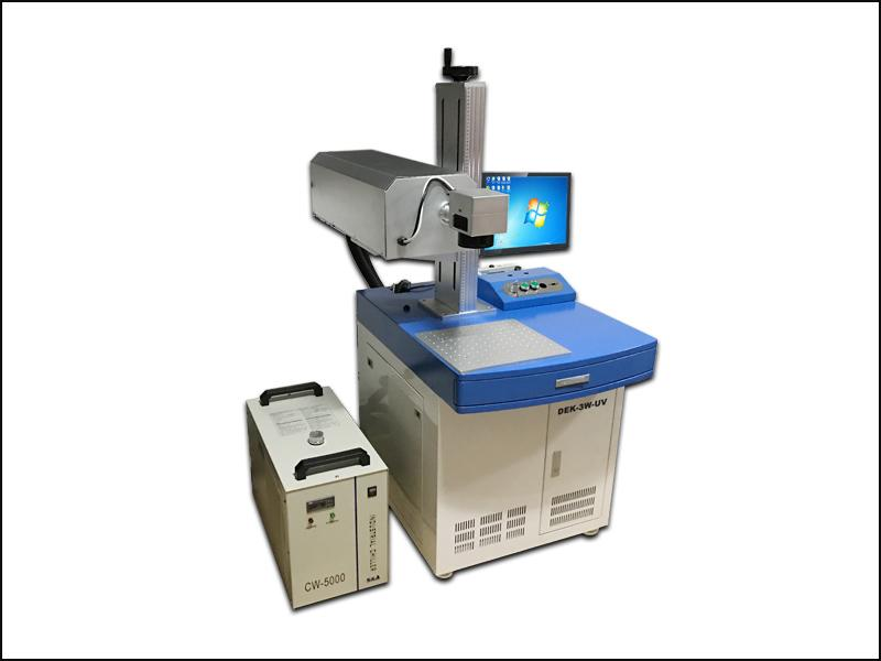 UV 3W/5W/7W/10W laser marking machine for hard plastic