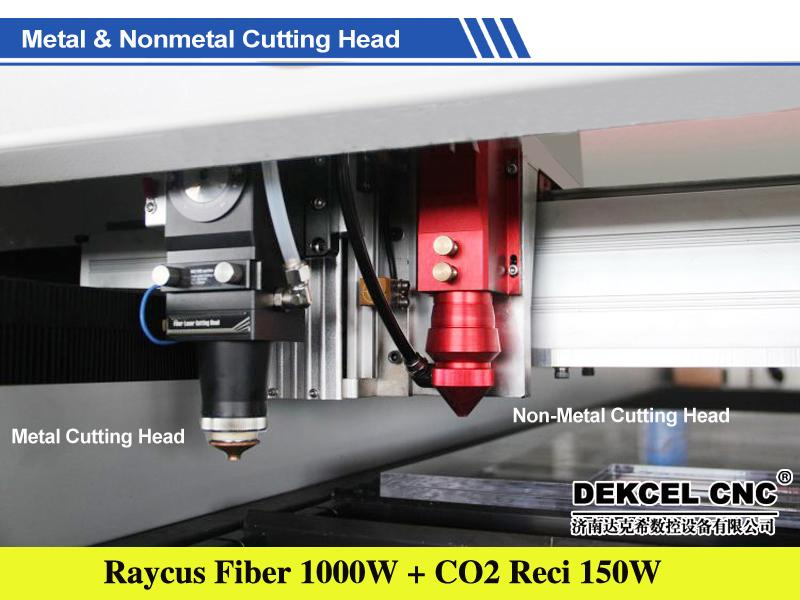 1000W fiber laser cutting machine with co2 150w .jpg