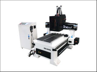 Richauto DSP 0609 ATC Metal Copper Mold Milling Carving Laser Cutting Router Machine