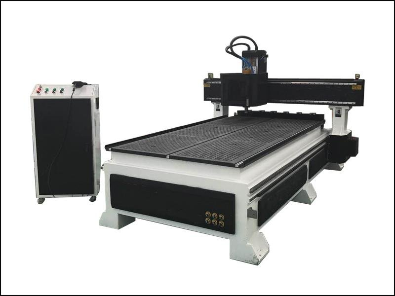 DSP Linear ATC woodworking Cutting Drilling CNC Router
