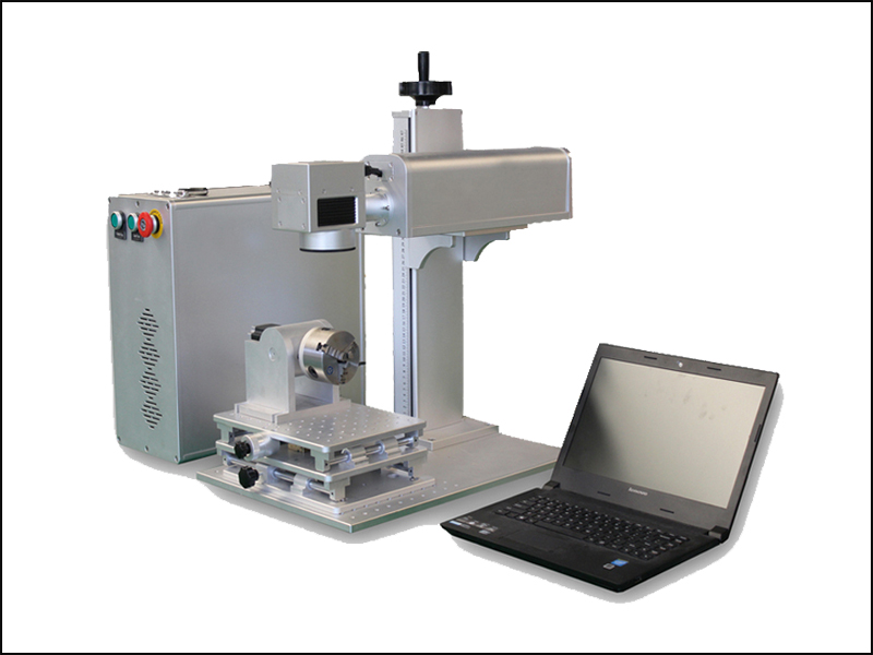 The features and advantages of Dekcel 20w fiber metal laser marking machine