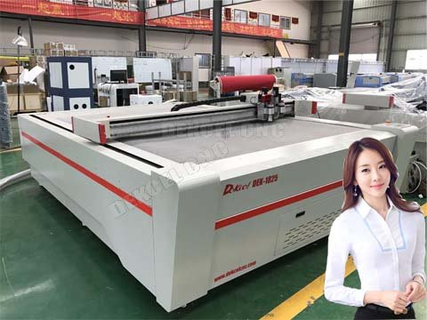 Why is vibrating knife cutting machine for leather fabric so popular?